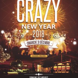 reveillon montpellier crazy new year